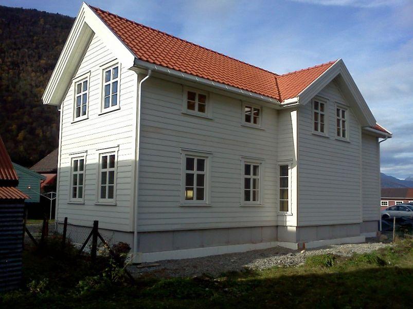 Karkaso montavimo darbai NORWAY 2013